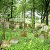 Kirkut (an old Jewish graveyard), Storozhynets town