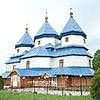 Church of St. Paraskeva (1902) in Upper (Verkhni) Lukavtsi