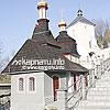 Свято-Иоанно-Богословский Хрещатинский монастырь (нач. XVII в.), с. Хрещатик