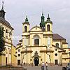 Бывший парфиальный костел Пресвятой Девы Марии (1703 г.), сегодня - Художественный музей, площадь А. Шептицкого, 8