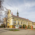 The former Jesuit church (1895), nowadays there is the Holy Trinity Cathedral (Ukrainian Orthodox Church of the Kyivan Patriarchate), Gryunvaldska St. 3