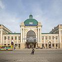 Main Railway Station, Pryvokzalna St. 1
