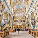 Колишній костел Святого Воскресіння Христового (1763 р.), тепер — катедральний собор Святого Воскресіння Української греко-католицької церкви