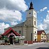 Костел Пресвятої Трійці (XVIII—XIX ст.), м. Бурштин