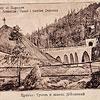 Околиці м. Яремче (листівка, зображення з сайту artkolo.org)