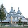 Церковь Собора Пресвятой Богородицы (перенесена в 1864 г.), с. Залучье