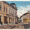 Коломия, ул. Косцюшко – Центральная Кофейня, 1917 г. (открытка, источник - artkolo.org)