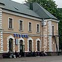 Залізничний вокзал, вул. Свободи 268