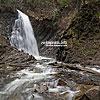 Zhenets waterfall