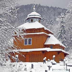 Church of Dormition of St. Virgin, Maidan village