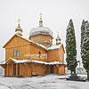 Дмитрівська церква (1901) з дзвіницею
