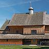 Церква Успiння Пресвятої Богородицi (1644) з дзвіницею, смт. Меденичі