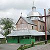 St. Michael church (1600), Muzhylovychi village