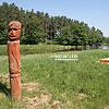 Yaniv national park, Ivano-Frankove village