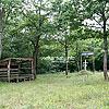 Memorial bunker (kryivka) nearby Volya Lyubinska village