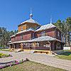 Church of St. George (1715), Novoyavorivsk town