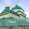 St. Trinity church (1865), Ternovytsya village