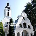 Колишній костел Христа Царя (1925-1936), тепер - греко-католицька церква Різдва Пресвятої Богородиці, вул. Отця Іздрика, 6