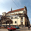 Костел иезуитов (1610-1630), ул. Театральная 11