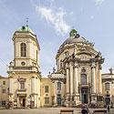 Монастир домініканів, площа Музейна, 1