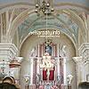 The interior of St. Joseph Catholic church