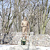 I. Ohiyenko monument