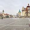 Вічева площа - центральна площа міста