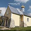 Церковь св. пророка Ильи (1809), с. Лубяна