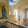 Костел св. Катерини (XVII ст.), с. Зимна Вода