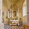 Catholic church of the Ascension (1626), Navariya village