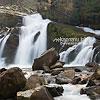 Kamyanka waterfall