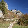 Територія історико-культурного заповідника Тустань