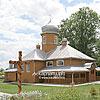 Дерев'яний храм Св. Миколая (1918)