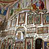 The interior of St. Nicholas church