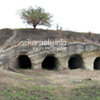 The caves on the outskirts of Mykolaiv town fortified by the Austrian authorities (early 20th cent.) for military purposes