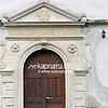 Портал костелу Успіння Діви Марії