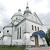 The newly built church, Urman village