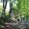 The Devil's Stone spring, Lisnyky village (Monastyrok tract)