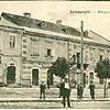 Площа Ринок на поч. XX ст. (листівка, зображення з сайту artkolo.org)