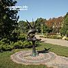 """Скульптурна композиція в парку """"Топільче"""""""