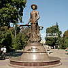 Пам'ятник С. Крушельницькій
