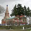 St. Demetrius church (1905), Zhuravnyky village, Horokhiv district