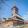 Михайловская церковь и колокольня (XVIII в. , 1818 ), с. Негровец
