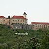 Palanok castle or Mukachevo Castle (14th-18th cen.)