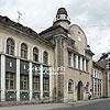 Колишній будинок Торгівельної академії, тепер - Будинок офіцерів (1922), вул. М. Горького, 19