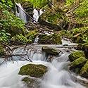 Voyevodyn waterfall