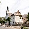Францисканський монастир (XV-XIX ст.): костел і корпус келій, м. Виноградів